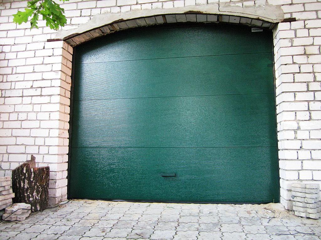 ворота гаражные москва механические